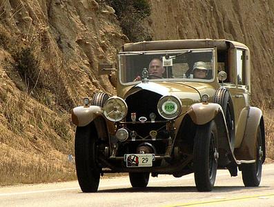Bentley 6 1/2 Litre H.J. Mulliner Sedanca De Ville