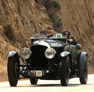 Bentley 4 1/2 Litre Vanden Plas Tourer