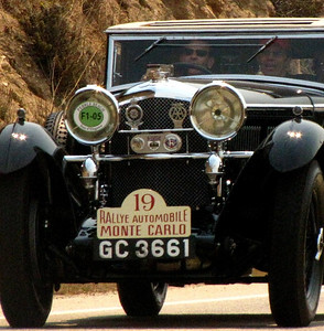 Bentley Speed Six Gurney Nutting Weymann Sportsman's Coupe