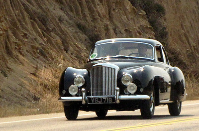 Bentley R-Type Continental H.J. Mulliner Sports Saloon
