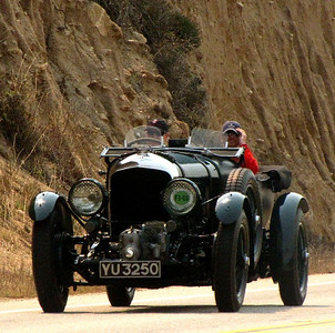 Bentley 4 1/2 Litre Vanden Plas Le Mans Tourer, Birkin Blower Number 3