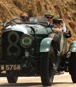 Bentley 4 1/2 Litre Vanden Plas Le Mans Sports