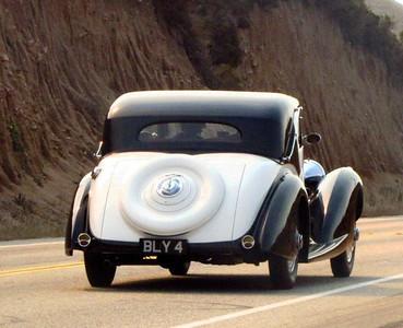 Bentley 4 1/4-liter Gurney Nutting Sedanca Coupe