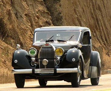 Bugatti Type 57 Ventoux Two-Light Coupe