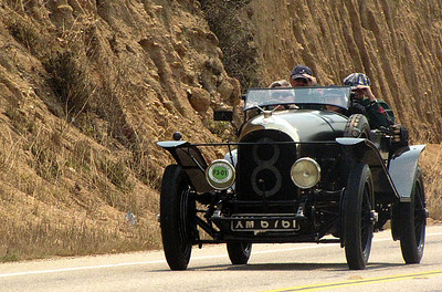 Bentley 3 Litre Park Ward Tourer
