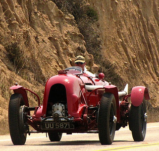 Bentley 4 1/2 Litre Single Seater, Birkin Blower Number 1