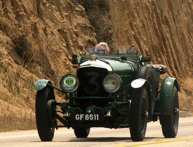 Bentley Speed Six, Old Number 3
