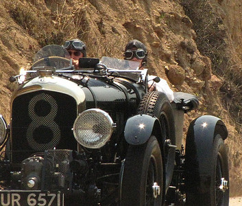 Bentley 4 1/2 Litre Vanden Plas Le Mans Tourer, Birkin Blower Number 4