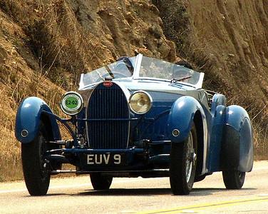 Bugatti Type 57 Bertelli Cabriolet