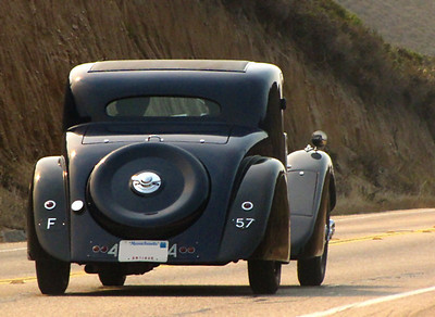 Bugatti Type 57 Ventoux Two-Light Coupe