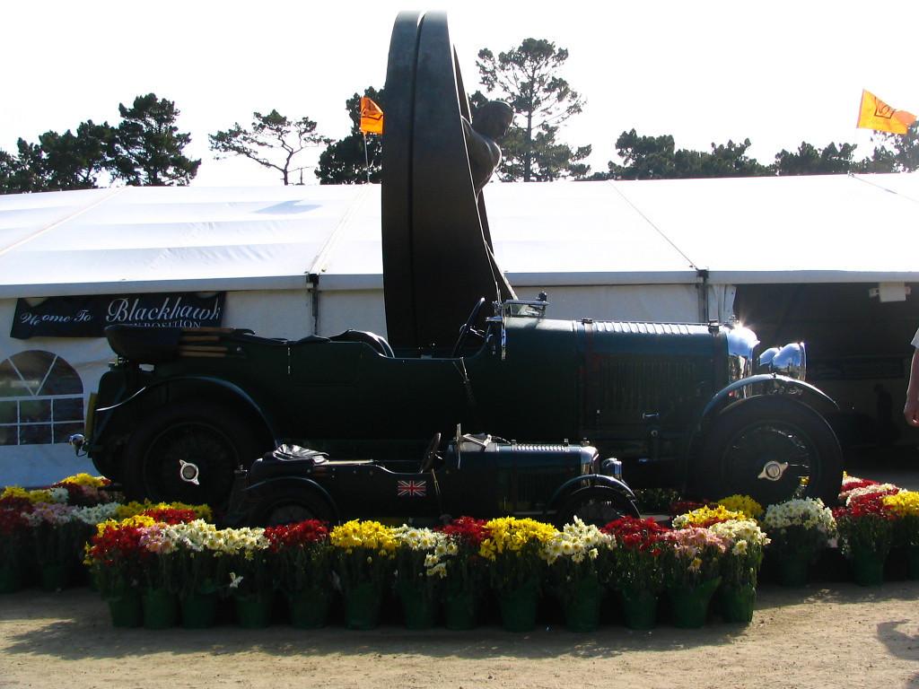Bentley 4 1/2 Litre Blower