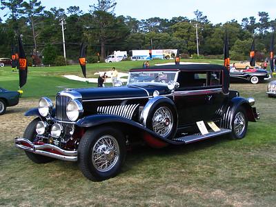 Dusenberg J Rollston Convertible Victoria
