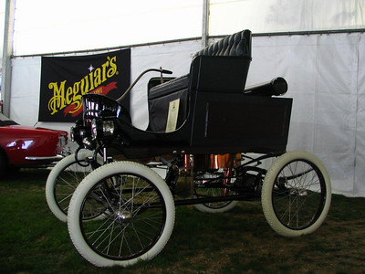 Toledo Model A Steam Carriage (1901). In September, 1900 the American Bicycle Company in Toledo, Ohio made the decision to convert their bicycle factory to car production. This was one of two models produced until 1903.