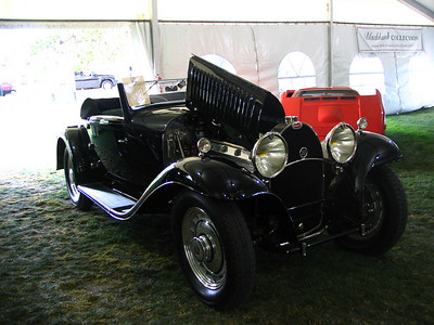 Bugatti Type 50 Gangloff Droptop Convertible. This is believed to be the only original Type 50 Droptop remaining out of 3 cars. It is one of the most-celebrated of Jean Bugatti's designs. The price on this car was an amazing $1.8 million.