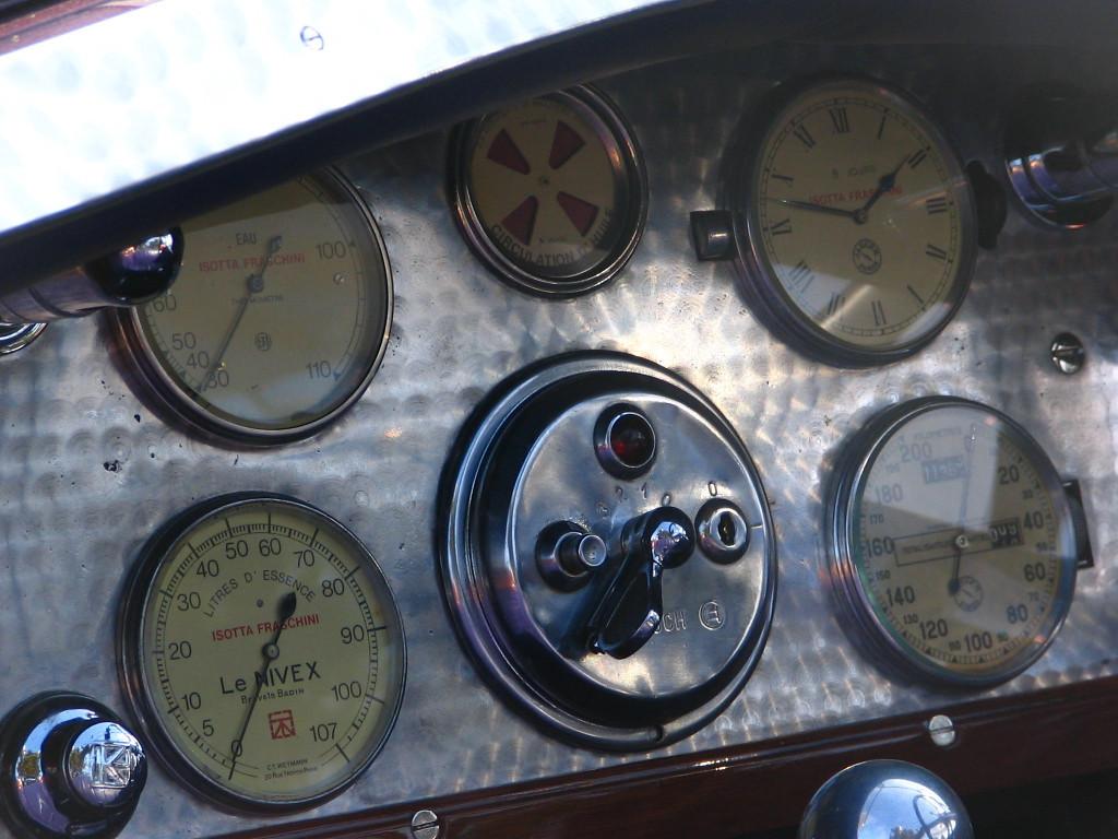 Isotta Fraschini Type 8A Sala Torpedo Phaeton