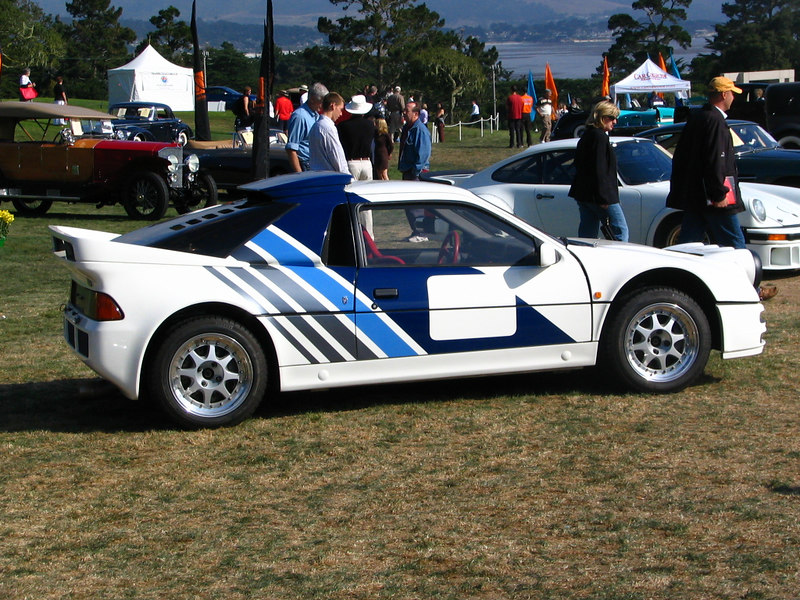 Ford RS200 Evo