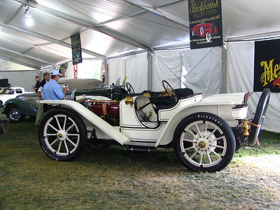 American 'Underslung' Model 50 Roadster (1908)