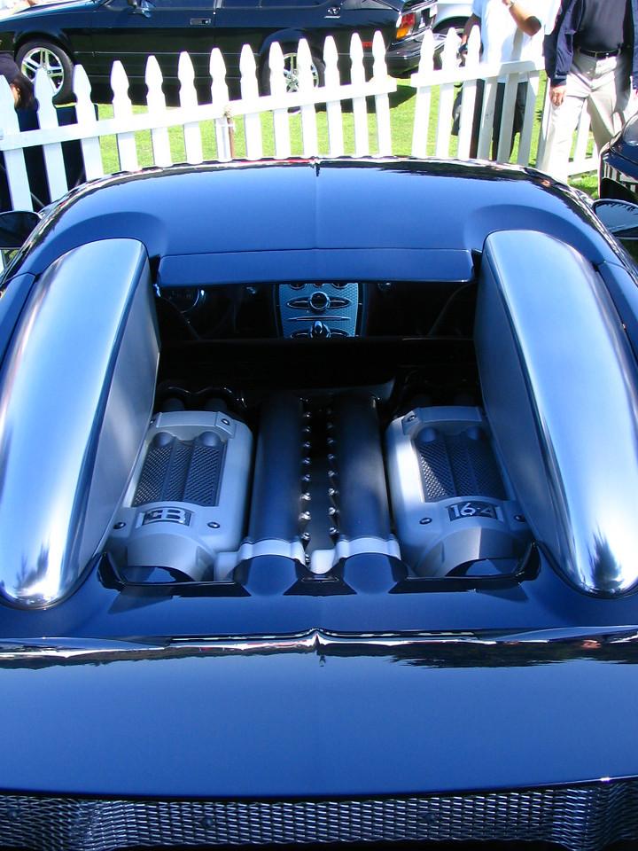 Bugatti Veyron at Silicon Valley Auto Group