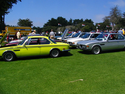 BMW Coupe line-up