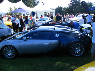 Bugatti Veyron at Silicon Valley Auto Group