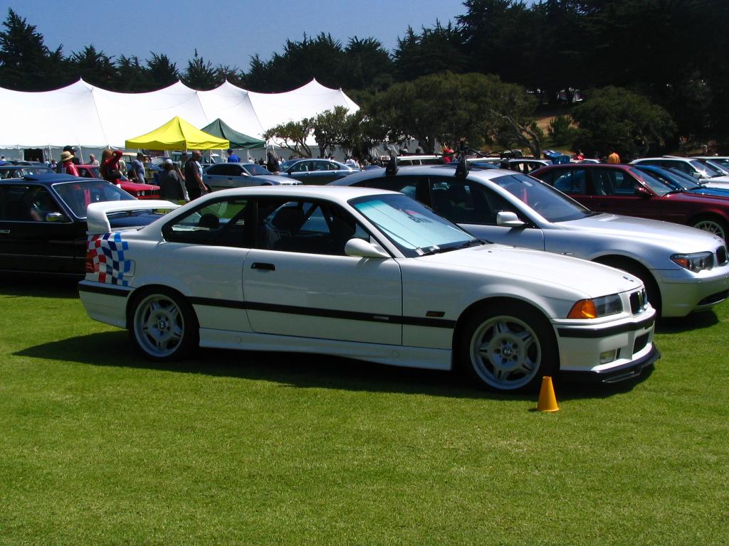 BMW E36 M3 Lightweight