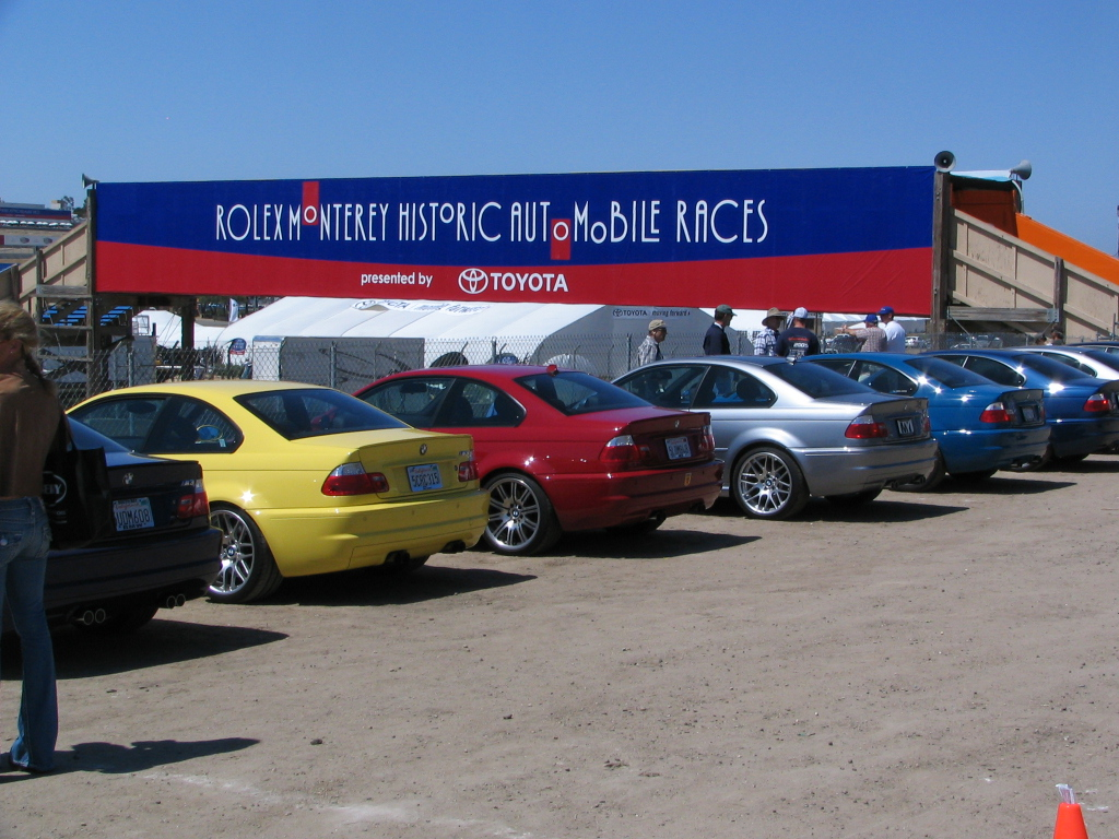 BMW Corral