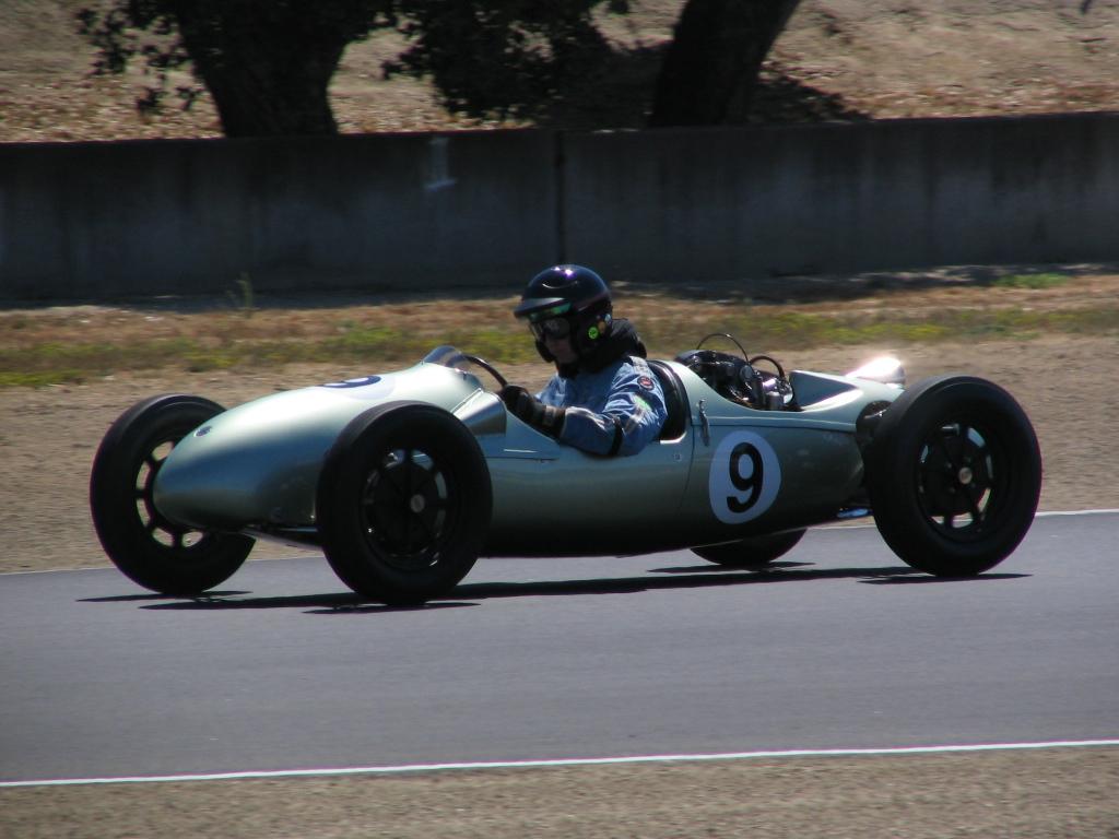 Cooper Mk9 Formula 3