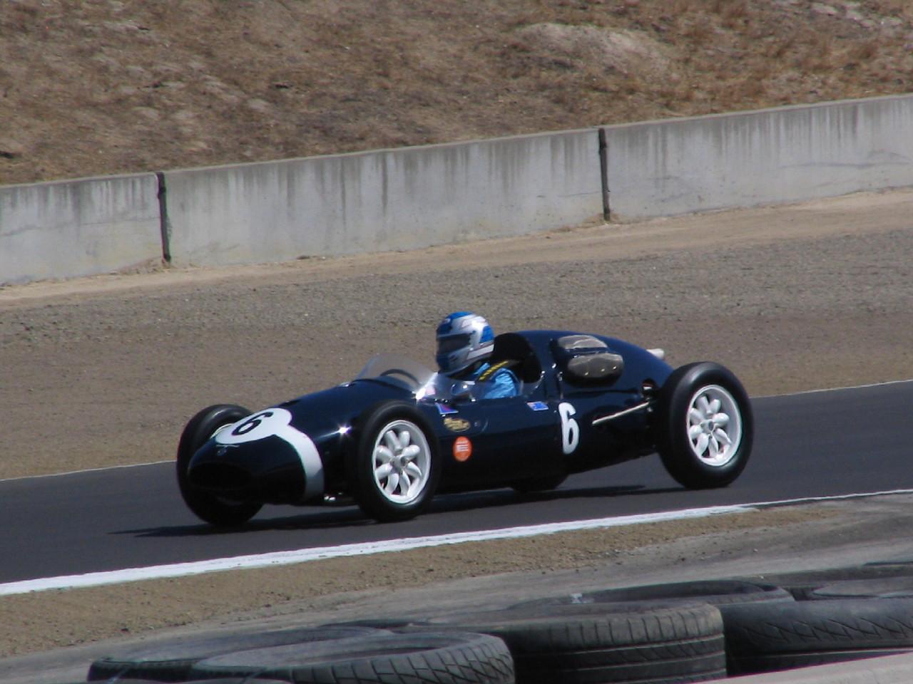 Cooper T-43 Formula 2