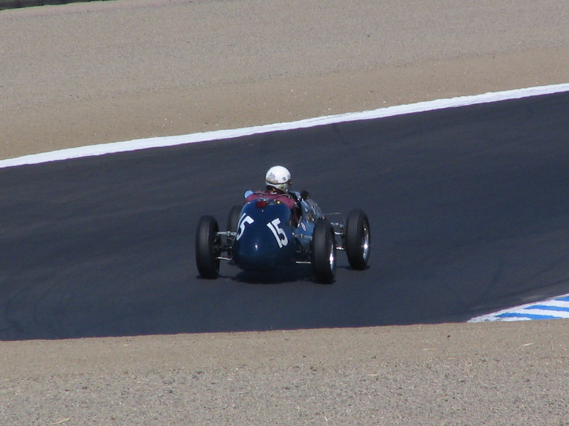 Cooper Bristol T-23 Formula 2