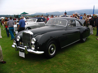 Bentley R-Type Continental by Mulliner