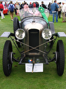 Amilcar CGS Duval Sport