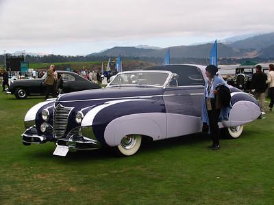 Cadillac Series 62 Saoutchik cabriolet
