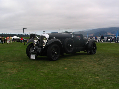 Bentley 4 1/2 Litre Gurney Nutting Drophead Coupe