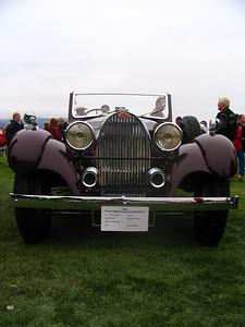 Bugatti T57 James Young Drophead Coupe