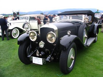 Bentley Speed 6 Hooper Tourer