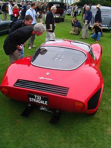 Alfa Romeo Type 33 Stradale