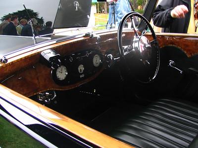 Daimler Double-Six 50 Corsica Drophead Coupe