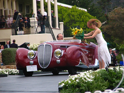Pebble Beach Concours Winners