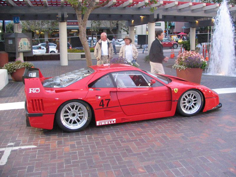 Ferrari F40 Michelotto