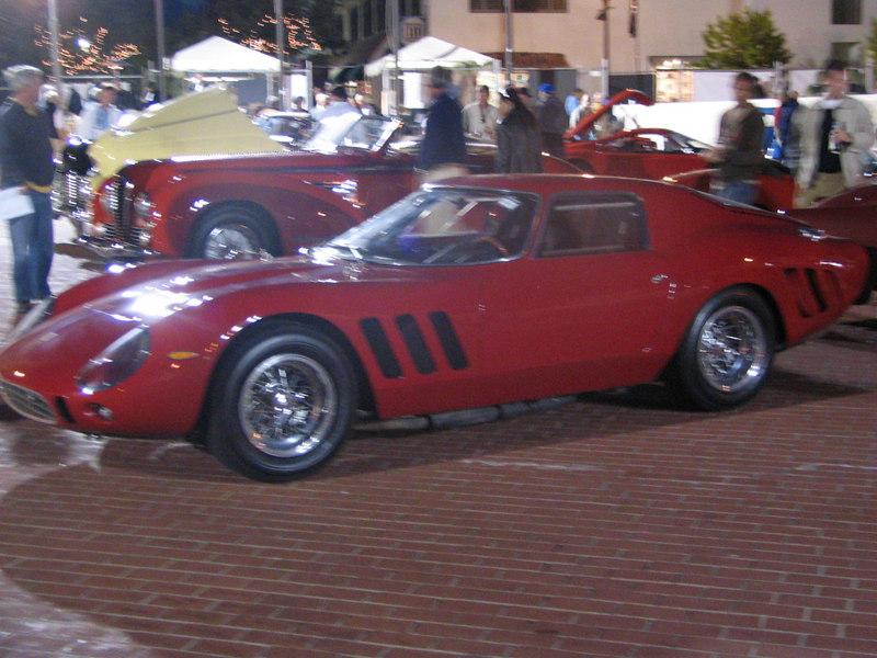 Ferrari 250 Drogo Speciale
