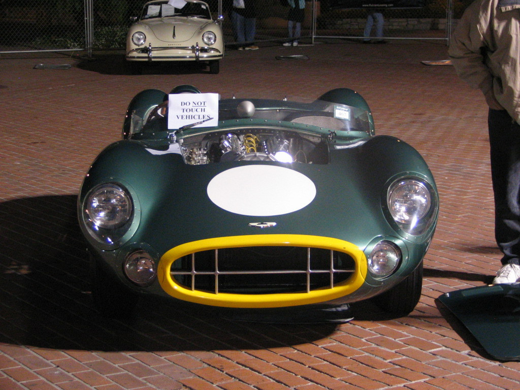 Aston Martin DBR1 Alloy Replica