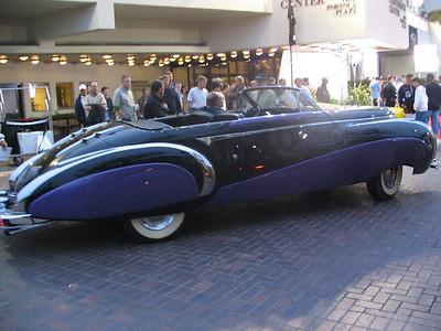 Cadillac Custom Four Seat Cabriolet