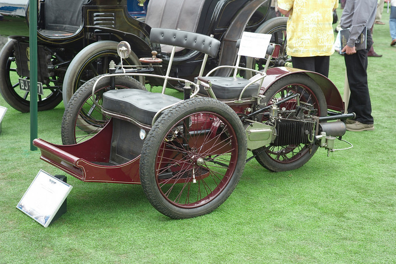 early tri-wheeler