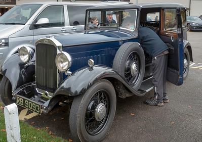 1933 Humber