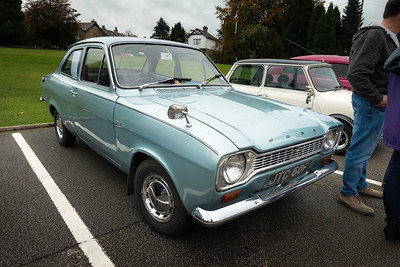 1968 Ford Escort 1100 Deluxe