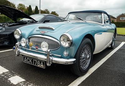 1964 Austin Healey Mk III