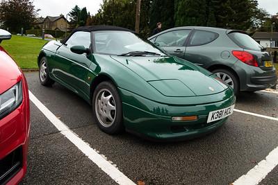 1992  Lotus Elan SE