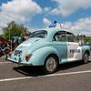 1971 Morris Minor 1000 Police Car