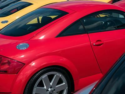 Audi TT lineup