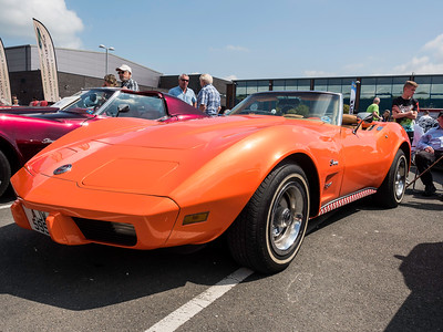 1974 Chevrolet Corvette Stingray Convertible